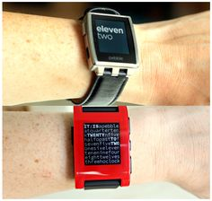 pebble steel v pebble   Pebble Steel Smartwatch Review And Giveaway
