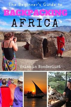 The Beginner's Guide to Backpacking East & Southern Africa - Helen in Wonderlust
