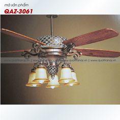 Quạt trần đèn Mountain Air QAZ-3061
