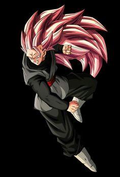Super Saiyan Rośe 3 would be Goku Black's equivalent to Super Saiyan Blue 3.