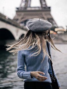 Берет: как носить берет этой осенью, 3 совета и 10 образов