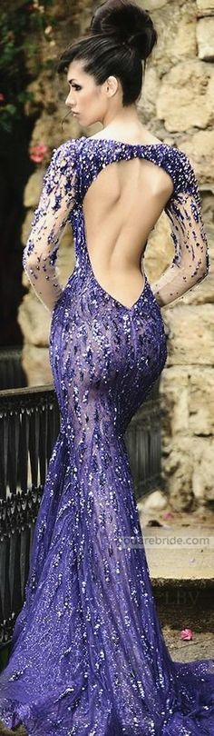 backless prom dress ; purple prom dress http://www.wenadress.com/evening-dresses-uk63_11/p3