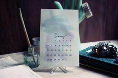 For The Makers: Carraway Calendar