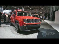 2015 Jeep Renegade - 2014 New York Auto Show