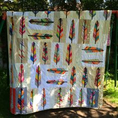 Charm About You: Sunny Bees of a Feather Quilt