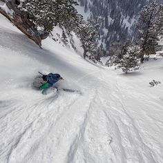 Powder Magazine Photo of the Year Finalist - captured by Jim Harris