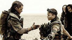 Max and Furiosa's Stunt Doubles Fall in Love on MAD MAX: FURY ROAD Set | Nerdist