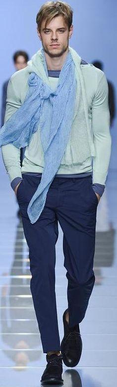 ERMANNO SCERVINO Menswear Spring