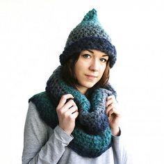 lurga / Dulcetto crochet hat