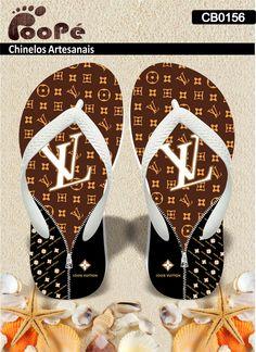 Louis Vuitton Flip Flops, Footwear, Slippers, Shoe, Shoes, Zapatos