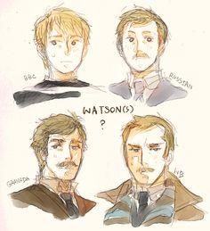 "Watsons...Granada ""David Burke!!!"""