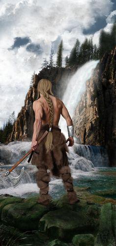 Viking Warrior ...