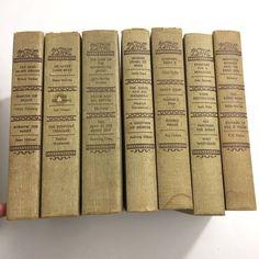 Vintage Detective Book Club Books Lot Of 7 DBC 1950s Hardcover Hardback  | eBay