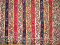Antique Kashmir shawl