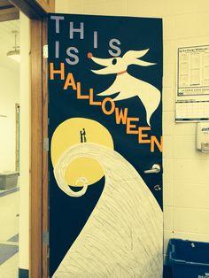 Halloween classroom door decorating contest.   Teaching ...