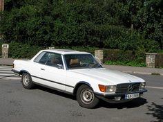 Mercedes-Benz SL 450 SLC 1975, 248000 km, kr 65000,- -