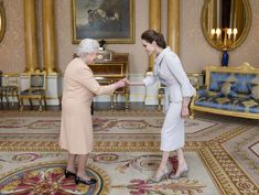 Hollywood actress Angelina Jolie was made an honorary Dame by the Queen in recognition of her work against sexual violence.