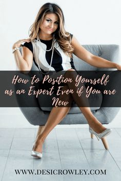 How to Position Your