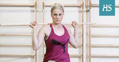 Keskivartalotreenissä kannattaa tehdä mahdollisimman laajoja liikkeitä pelkkien pinnallisten vatsarutistusten sijaan. Heikko keskivartalo kipeyttää selän ja vie tehoja muulta treeniltä. Personal trainer näyttää viisi tehokasta liikettä, joilla keskivartalo pysyy kunnossa.