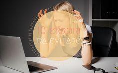 10 errori da evitare in #fotografia | Francesco Magnani Photography #blog #mistakesphotography