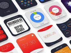 Alipay Apple Watch APP Conceptual Design by Ryan Wang