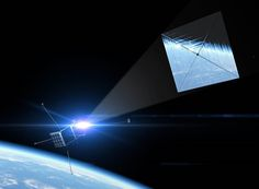 Fundraising effort to develop the worlds smallest spacecraft and the world's first lasersail spacecraft.