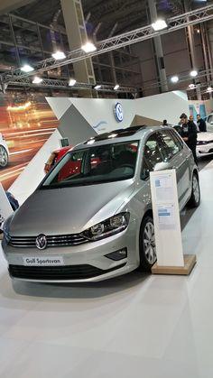 Volkswagen Golf Sportvan Volkswagen Golf, Wheels