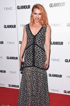 Billie Piper Photos - Billie Piper attends the Glamour Women of The Year awards 2017 at Berkeley Square Gardens on June 2017 in London, England. - Glamour Women of the Year Awards 2017 - Red Carpet Arrivals William Christopher, David Tennant Doctor Who, Christopher Eccleston, Rory Williams, Donna Noble, Billie Piper, Awards 2017, Dresses For Work, Formal Dresses