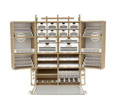 Wooden Storage Boxes, Bench With Storage, Craft Storage, Portable Workstation, Portable Workbench, Hobby Desk, Artist Workspace, Garage Storage Racks, Hobby Tools