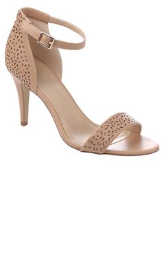 Primark Shoes: Laser Cut Heels, £16