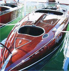1936 22′ Earle Barnes crafted Bille Bea II