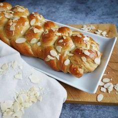 Jemná šlehačková vánočka krok za krokem Sweet Bread, Ricotta, French Toast, Cooking, Breakfast, Food, Kitchen, Christmas, Hardanger
