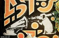 Banksy.Hmv bazooka