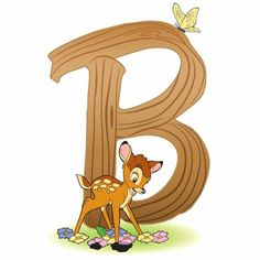B is for Bambi