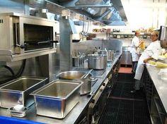 Restaurant Plan, Restaurant Pictures, Restaurant Kitchen, Restaurant Design, Open Kitchen, Kitchen Pantry, Kitchen Layout, Kitchen Appliances, Kitchen Interior