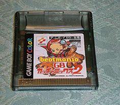 Beatmania GB Animelo 2 Game Boy