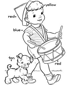 Kindergarten Coloring Pages Free - Free Coloring Sheets Kids Printable Coloring Pages, Train Coloring Pages, Spring Coloring Pages, School Coloring Pages, Horse Coloring Pages, Coloring Pages To Print, Free Coloring, Coloring Pages For Kids, Coloring Books