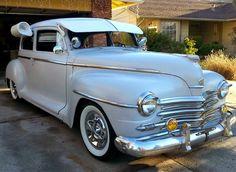 RodCityGarage: 1946 Plymouth