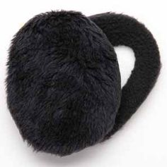 Black Faux Fur Earbags Want the latest styles to keep your ears cozy? then our…