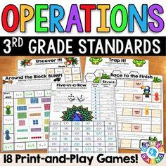 Properties of operations foldable 3rd grade math doodles t math 3rd grade math centers 3rd grade operations 3nbt2 3nbt3 3oa1 3oa2 fandeluxe Gallery