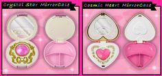 """Premium Bandai announced the Sailor Moon """"Moonlight Memory"""" series featuring the Crystal Star and Cosmic Heart transformation compacts! Find out how and where you can buy them."""