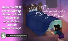 Be the FIRST to get the most cutting-edge children's books to teach your kids how to navigate fear and stress gracefully through neuroliteracy. There is a parent guide for practices at the end. 💜 HTTPS://www.createspace.com/6012137