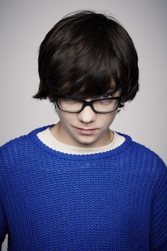 Asa Butterfield. I just melted