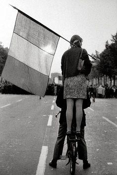 Henri Cartier-Bresson, Paris, 1968