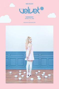 Red Velvet's Yeri is a teacup princess in latest 'The Velvet' teaser   allkpop.com