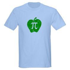 Apple Pi Light T-Shirt