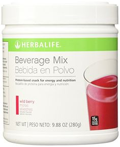 Herbalife Beverage Mix Canister Wild Berry 280g canister ... http://www.amazon.com/dp/B005J5ZP88/ref=cm_sw_r_pi_dp_6CNrxb07YKE39
