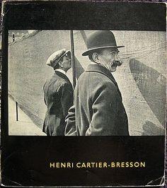 "Henri Cartier-Bresson ""Fotografie"", SNKLHU, 1958"