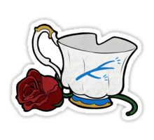 'OUAT: Rumbelle ' Sticker by inkwood-store Ouat, Phone Stickers, Cute Stickers, Once Upon A Time, Flask Water Bottle, Homemade Stickers, Jane The Virgin, Price Sticker, Time Photo