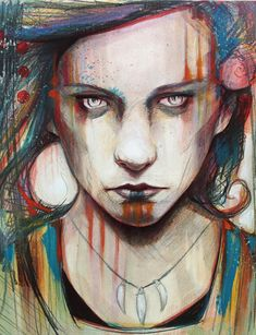 Marvelous Paintings from Michael Shapcott